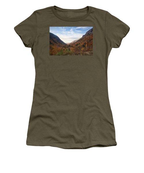 Crawford Notch Colors Women's T-Shirt