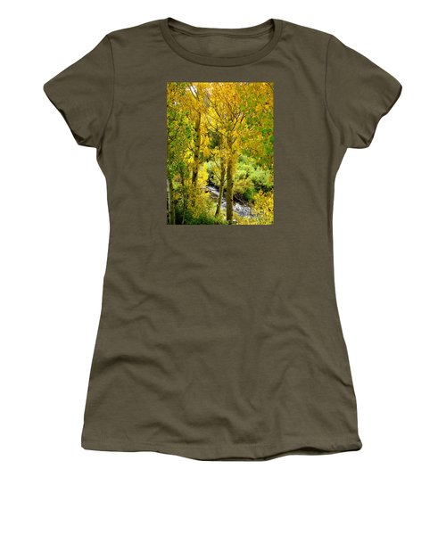 Creekside Women's T-Shirt (Athletic Fit)