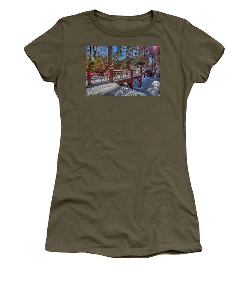 Crim Dell Bridge William And Mary Women's T-Shirt