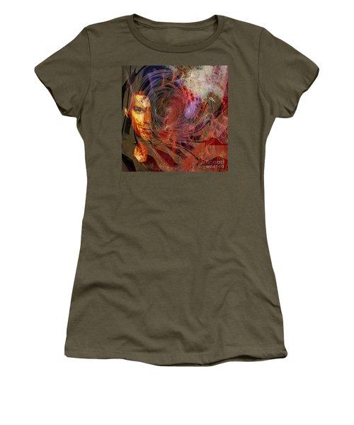 Crimson Requiem - Square Version Women's T-Shirt (Athletic Fit)