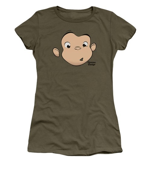 Curious George - George Face Women's T-Shirt