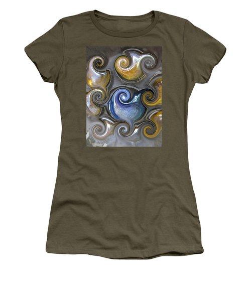 Curlicue II Women's T-Shirt