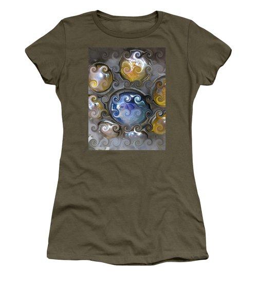 Curlicue IIi Women's T-Shirt