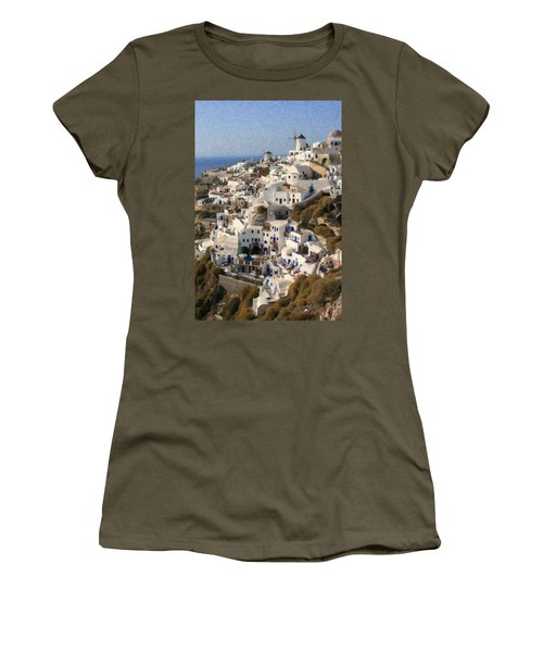 Cyclades Grk4309 Women's T-Shirt