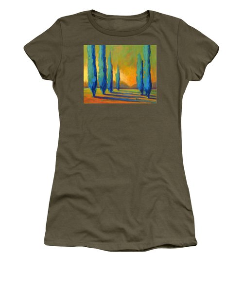 Cypress Road 5 Women's T-Shirt (Athletic Fit)