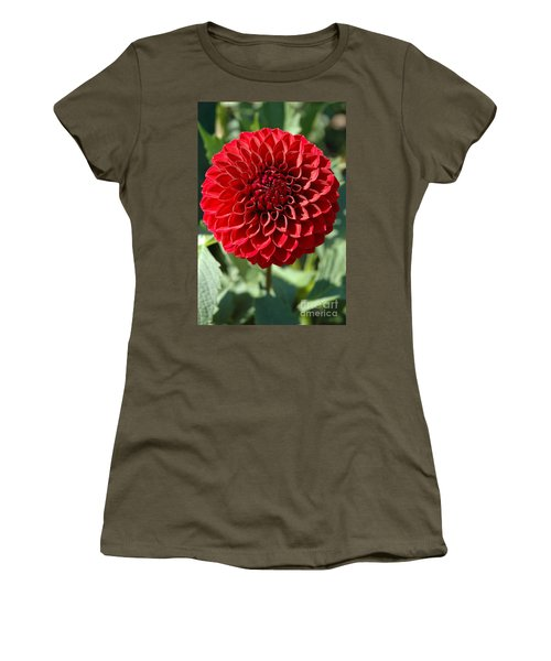 Dahlia Xii Women's T-Shirt (Athletic Fit)