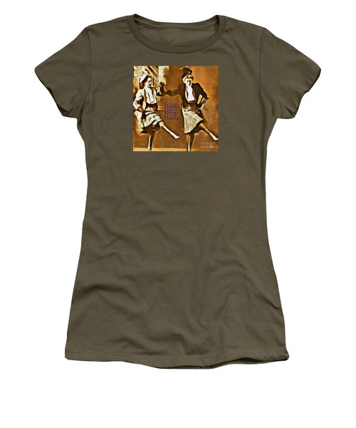 Dance Baby Dance Women's T-Shirt