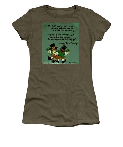 Dancing Folk Women's T-Shirt