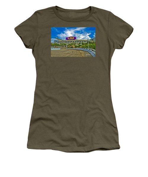 Death Valley Women's T-Shirt (Junior Cut) by Scott Pellegrin