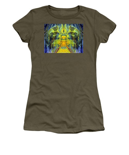 Decalcomaniac Intersection 1 Women's T-Shirt