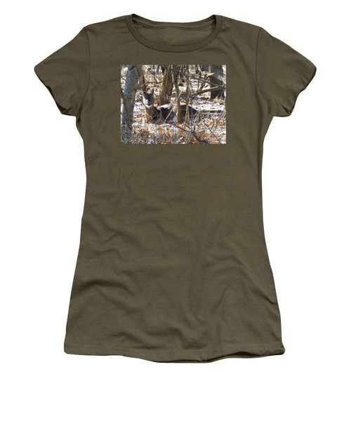 Deer Impressions Women's T-Shirt