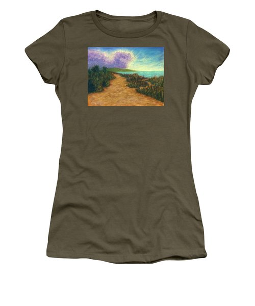 Del Mar Trails 02 Women's T-Shirt