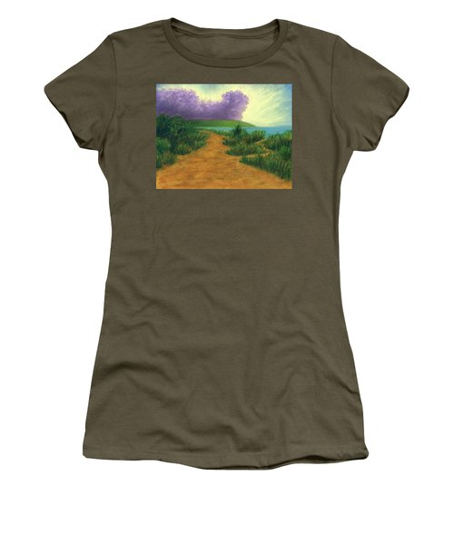 Del Mar Trails 03 Women's T-Shirt
