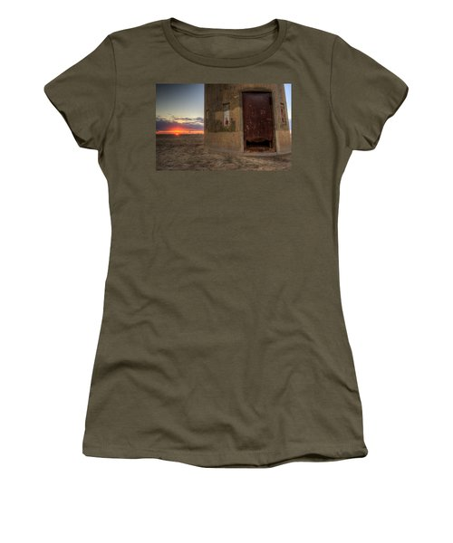 Delaware Lookout Tower Women's T-Shirt