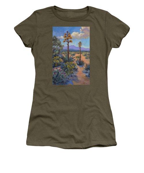 Desert Century Plants Women's T-Shirt