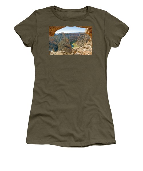 Devils Overlook Women's T-Shirt (Athletic Fit)
