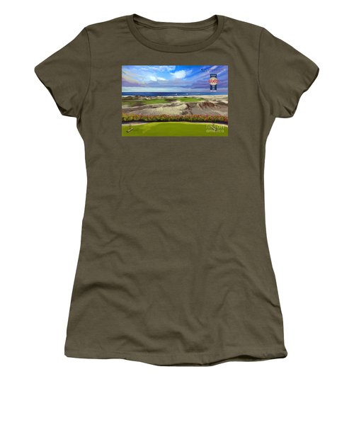 Diamante Dunes Cabo 16th Women's T-Shirt (Athletic Fit)
