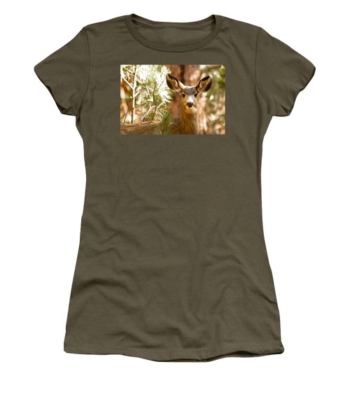 Doe Awareness Women's T-Shirt (Athletic Fit)