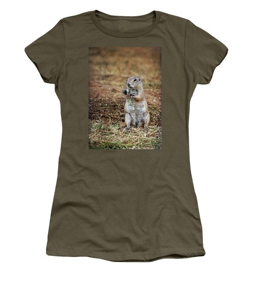 Doggie Snack Women's T-Shirt