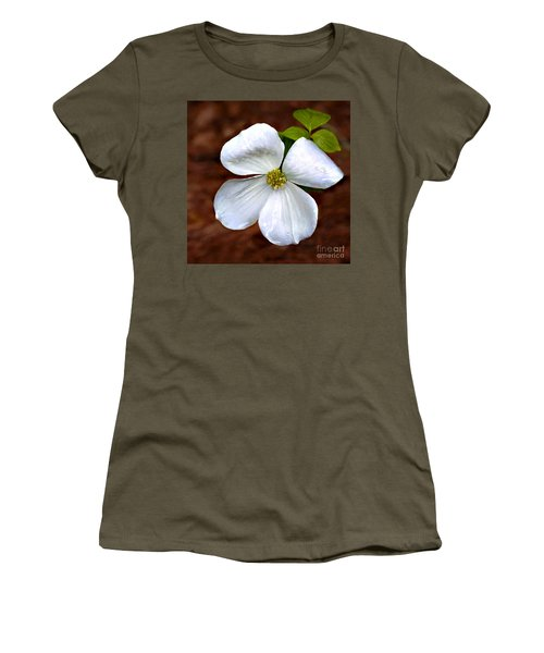 Dogwood Blossom Yosemite Women's T-Shirt