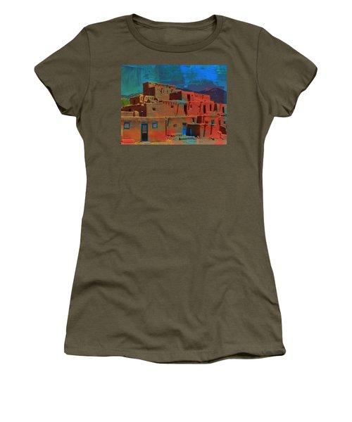 Dreams Of Taos Women's T-Shirt