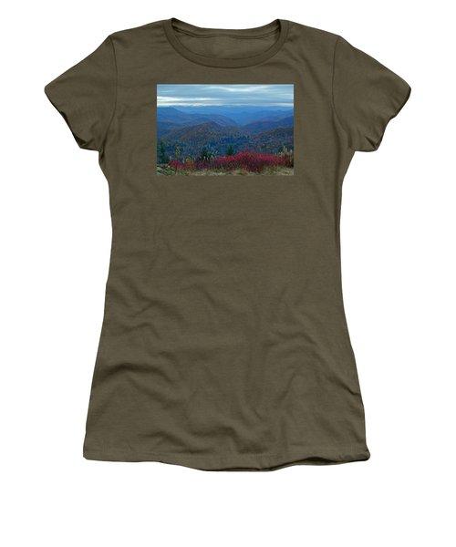 Dusk In Pastels Women's T-Shirt