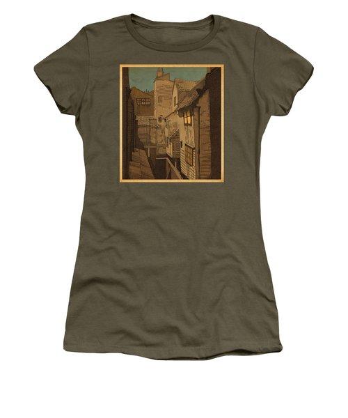 Dusk Women's T-Shirt (Junior Cut) by Meg Shearer
