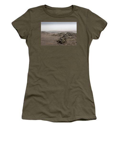 Dust Storm, Eastern, Iceland Women's T-Shirt