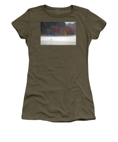 Early Morning Row Women's T-Shirt