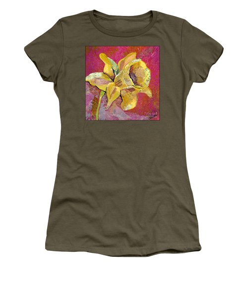 Early Spring I Daffodil Series Women's T-Shirt