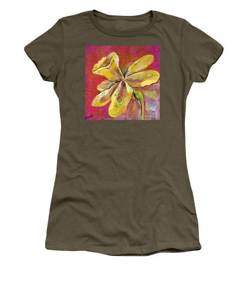 Early Spring II Daffodil Series Women's T-Shirt