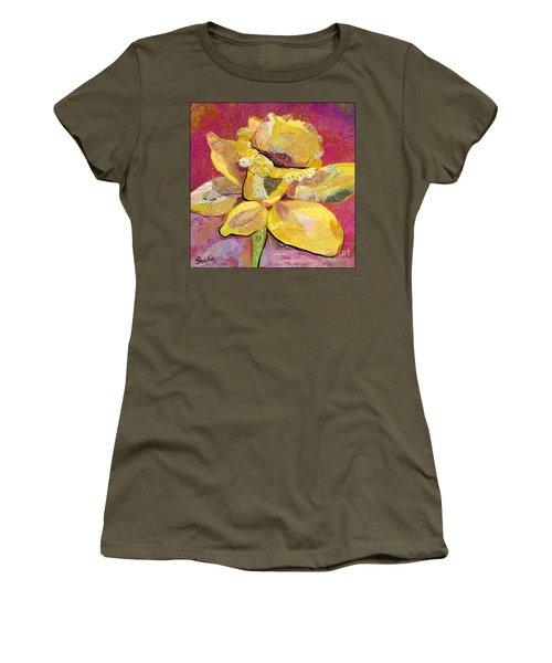 Early Spring IIi  Daffodil Series Women's T-Shirt