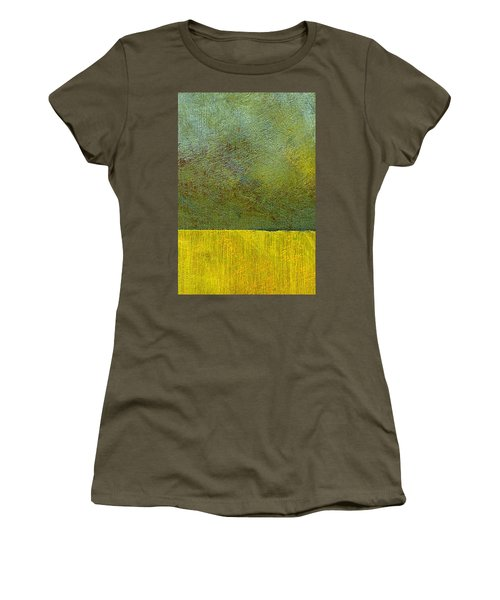 Earth Study Two Women's T-Shirt