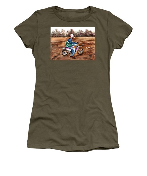 Easy Rider Women's T-Shirt (Athletic Fit)