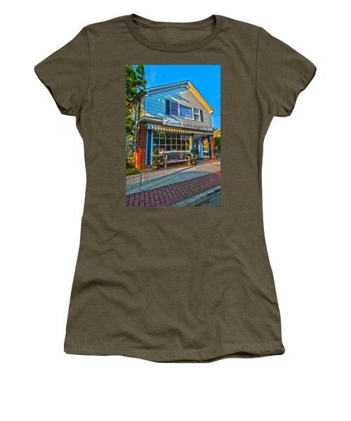 Eckarts Luncheonette Women's T-Shirt
