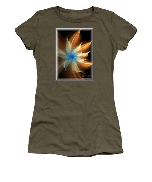 Elegant Women's T-Shirt (Athletic Fit)