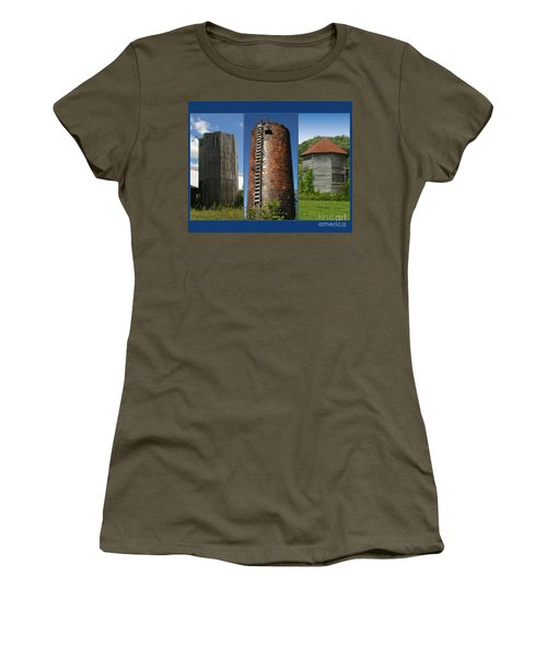Elegy To Family Farms Women's T-Shirt
