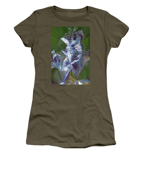 Elemental Women's T-Shirt (Junior Cut) by Richard Thomas