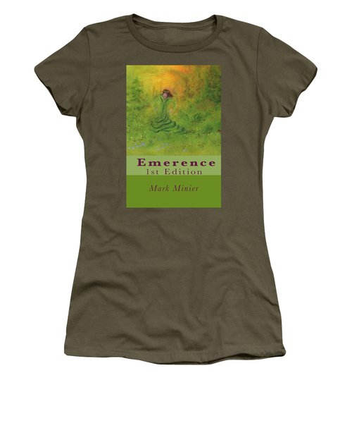 Emerence 156 Page Paperback. Women's T-Shirt (Athletic Fit)