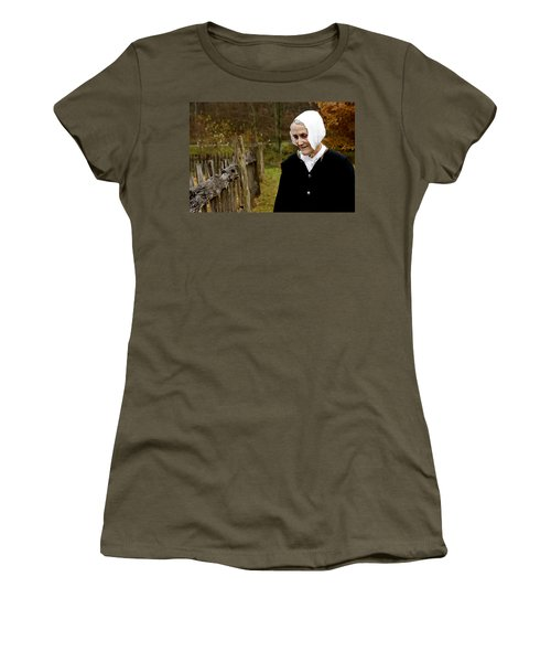 England On The Virginia Frontier Women's T-Shirt
