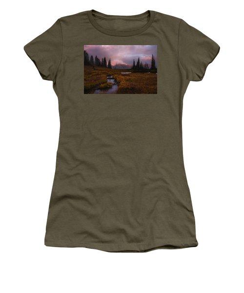 Engulfed II Women's T-Shirt