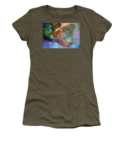 Ephemeral Life Women's T-Shirt (Athletic Fit)