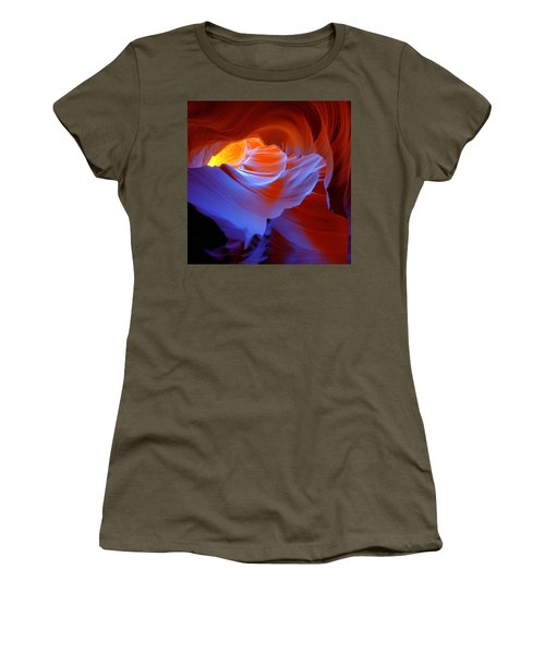 Evanescent Light Women's T-Shirt