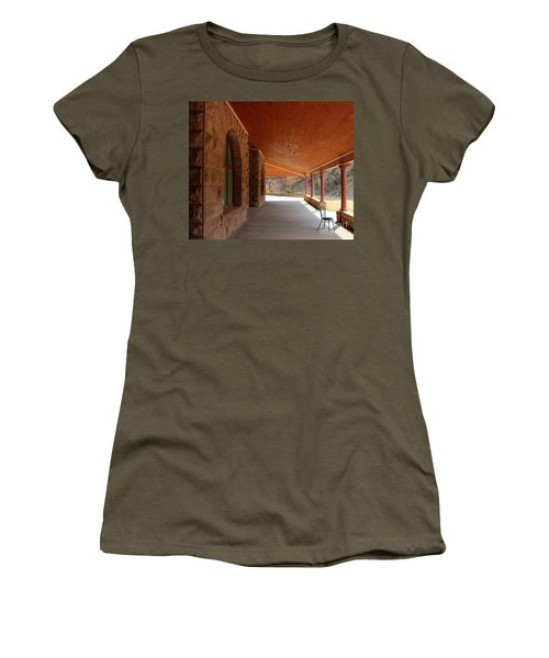Evans Porch Women's T-Shirt