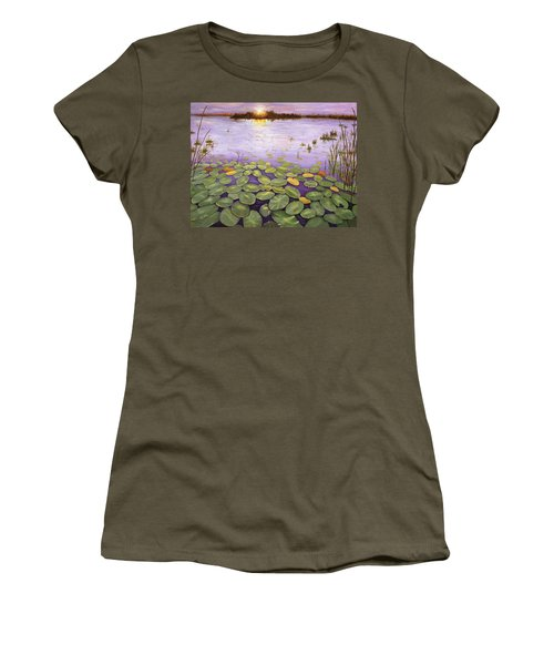 Everglades Evening Women's T-Shirt