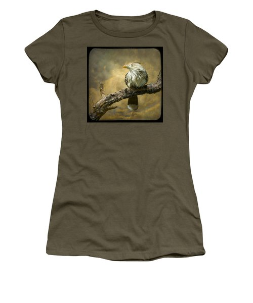 Exotic Bird - Guira Cuckoo Bird Women's T-Shirt (Athletic Fit)