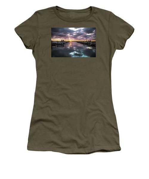 Face In The Water Women's T-Shirt