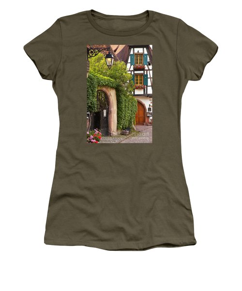 Fairytale Village Women's T-Shirt