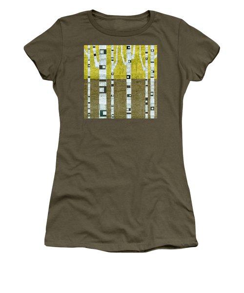 Fall Birches  Women's T-Shirt