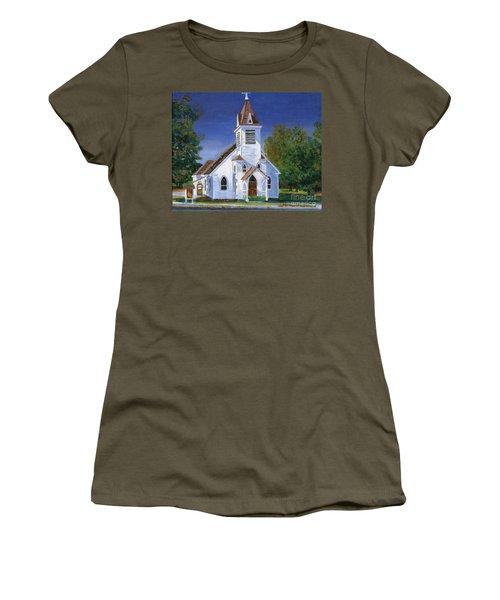 Fall Church Women's T-Shirt